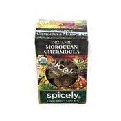 Spicely Organic Moroccan Chermoula Spice