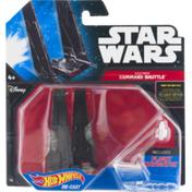 Hot Wheels Star Wars Kylo Ren's Command Shuttle 4+