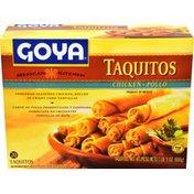 Goya Chicken Taquitos 20 Count