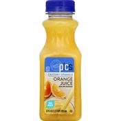 PICS Orange Juice, No Pulp