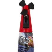 O2COOL Misting Fan, Disney Pixar Cars 3