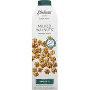 Elmhurst Milked Walnuts, Unsweetened