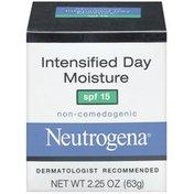 Neutrogena® Intensified Day Moisture SPF 15 Moisturizer