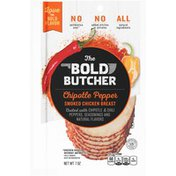 The Bold Butcher Chipotle Pepper Smoked Chicken Breast