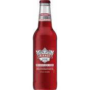 Smirnoff Malt Beverage, Cranberry Lime Splash