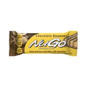 NuGo Original Chocolate Banana, Gluten Free, Protein Bar