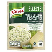 Knorr Rice Side Dish White Cheddar Broccoli