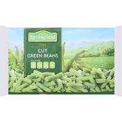Springfield Green Beans, Cut