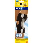 FUTURO Sport Adjustable Knee Stabilizer 47550EN, Adjustable, Moisture Control, Dual Side Staibilizer