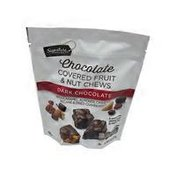 Signature Select Chocolate Covered Fruit & Nut Chews