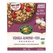 Nature's Path Vanilla Almond Plus Flax Granola