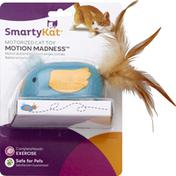 SmartyKat Cat Toy, Motorized, Motion Madness