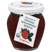 Dalmatia Spread, Organic, Strawberry