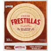 Frestillas Fresh 100% Whole Wheat Tortillas