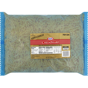 Kraft Cheese, Pasteurized Process, Shredded, Cheddar