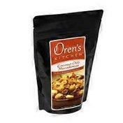 Oren's Kitchen Coconut Chili Macadamias