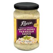 Reese's Rich & Creamy Sauce Artichoke Parmesan