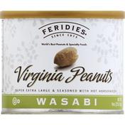 Feridies Peanuts, Virginia, Wasabi