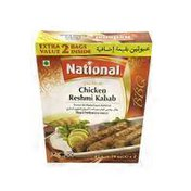 National Spice Mix For Chicken Reshmi Kabab