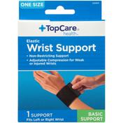 TopCare Elastic Basic Wrist Support, One Size