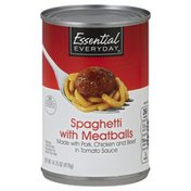 Essential Everyday Spaghetti with Meatballs