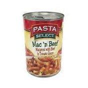 Pasta Select Mac 'n Beef