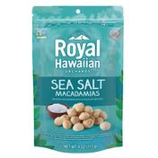 Royal Hawaiian Orchards Sea Salt, Macadamias