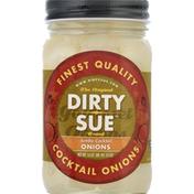 Dirty Sue Cocktail Onions, Jumbo