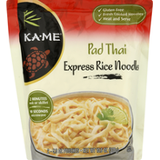 Ka-Me Rice Noodles, Express, Pad Thai