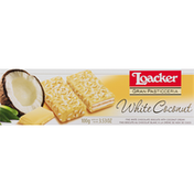 Loacker Biscuits, White Coconut