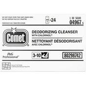 Comet Deodorizing Cleanser Multi Purpose Cleaner
