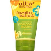 Alba Botanica Pineapple Enzyme Hawaiian Facial Scrub