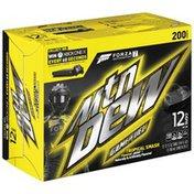 Mtn Dew Soda , Tropical Smash, Naturally & Artificially Flavored