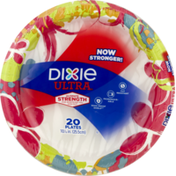 Dixie Ultra Plates Ultimate Strength