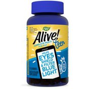Nature's Way Alive!® Teen Gummy Multivitamin for Him