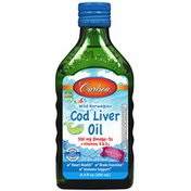 Carlson Labs Kid's Cod Liver Oil, Bubble Gum