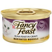 Fancy Feast Tuna in Gravy Marinated Morsels Canned Cat Food