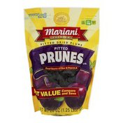 Mariani Prunes, Pitted