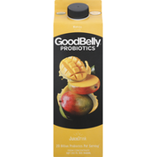 GoodBelly Juice Drink, Mango Flavor