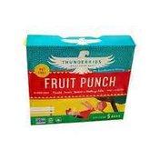 Thunderkids Real Food Bar Fruit Punch