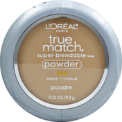 L'Oreal Loreal Paris True Match Supe-Blendable Powder W4 Natural Beige