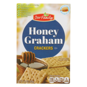 Our Family Honey Graham Crackers