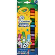 Crayola Washable Markers, Nontoxic