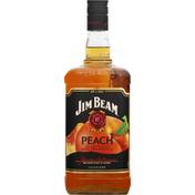 Jim Beam Bourbon Whiskey, Peach