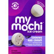 My Mo Ice Cream, Cookies and Cream