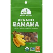Mavuno Harvest Banana, Dried, 100% Organic