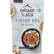 Passage to Asia Stir-Fry Sauce, Korean BBQ