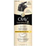 Olay Total Effects Olay Total Effects Featherweight Moisturizer with SPF 15, 1.7 fl oz  Female Skin Care