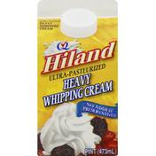 Hiland Dairy Whipping Cream, Heavy