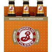 Brooklyn Brewery Pilsner, Brooklyn